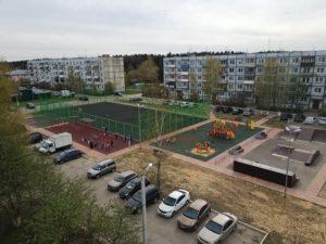 бетон Гарь-Покровское